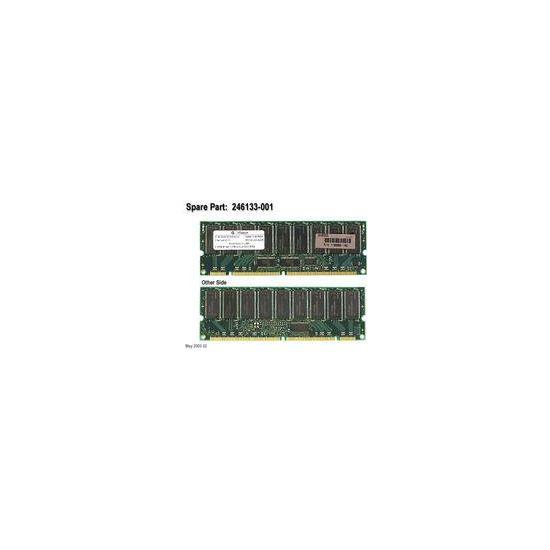 HPE &#45 256MB &#45 SDRAM &#45 DIMM 168-PIN - ECC