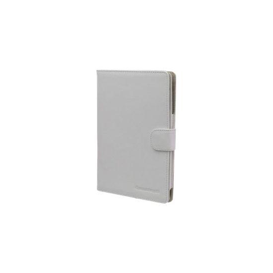 D. Bramante 7.9´´ Folio til iPad mini i Glat hvid Læder
