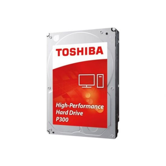 Toshiba P300 3.5´´ SATA-600 3TB - 7200rpm 64MB
