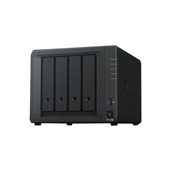 Synology Disk Station DS918+ - NAS-server - 0 GB