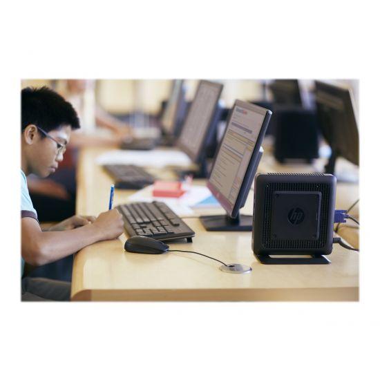 HP Flexible t620 - tower - GX-217GA 1.65 GHz - 4 GB - 16 GB