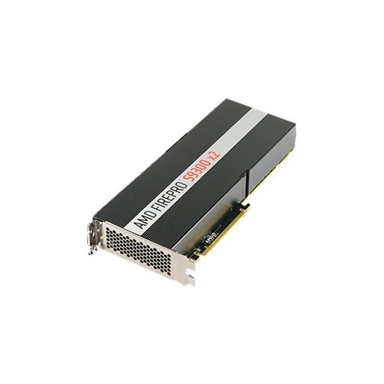 AMD FirePro S9300 x2 - grafikkort - 2 GPU'er - FirePro S9300 - 8 GB