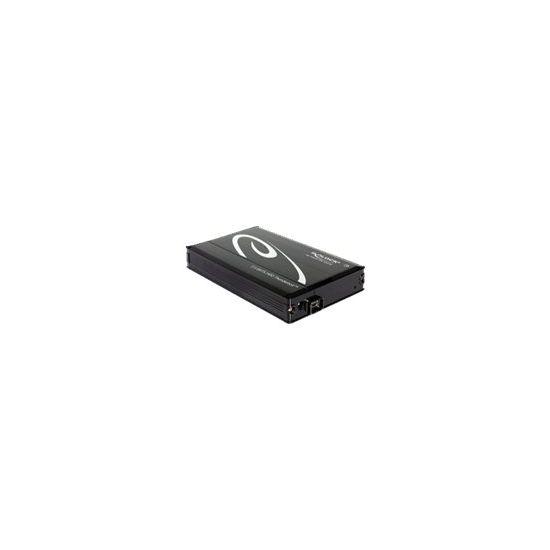 """DeLOCK 2.5"""" External Enclosure SATA HDD > Thunderbolt - lagringspakning - SATA 6Gb/s - Thunderbolt"""