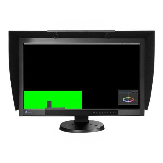 "EIZO ColorEdge CG277-BK &#45 LED-Skærm 27"" IPS 6ms - 2560x1440"