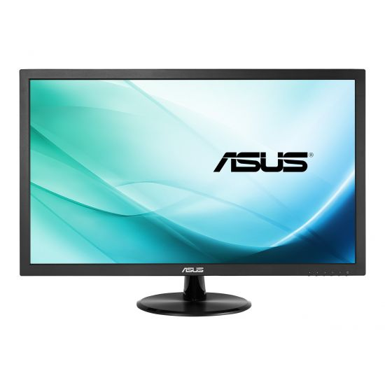 """ASUS VP228TE &#45 LED-Skærm 21.5"""" 1ms - Full HD 1920x1080"""