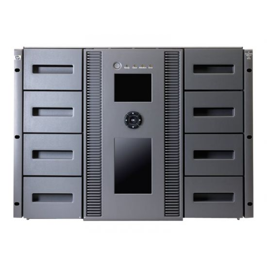 HPE StorageWorks MSL8096 Ultrium 1840 - båndbibliotek - LTO Ultrium - 4 Gb fiberkanal