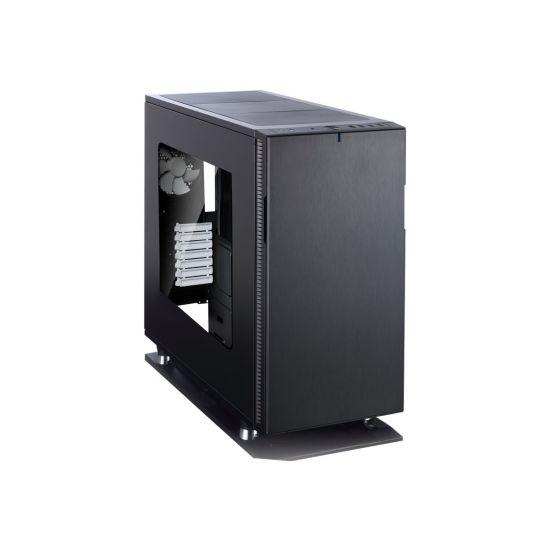 Fractal Design Define R5 - ATX Blackout Edition Window
