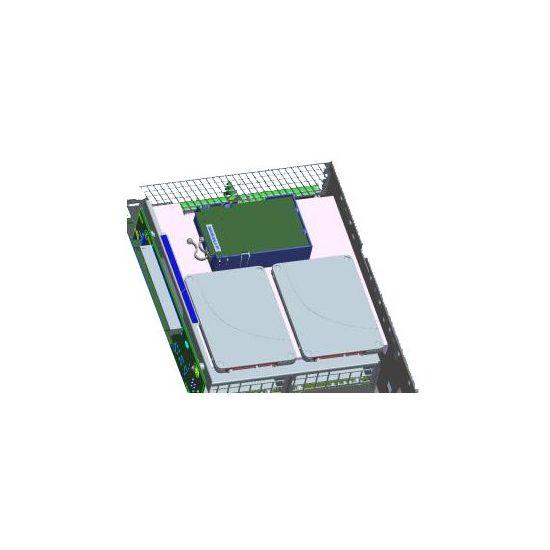 Intel system monterings beslag