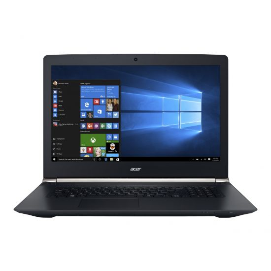 """Acer Aspire V 17 Nitro 7-792G-52X1 - Intel Core i5 (6. Gen) 6300HQ / 2.3 GHz - 8 GB DDR4 - 256 GB SSD - (M.2 2280) - NVIDIA GeForce 945M 2GB DDR3 VRAM - 17.3"""" IPS"""