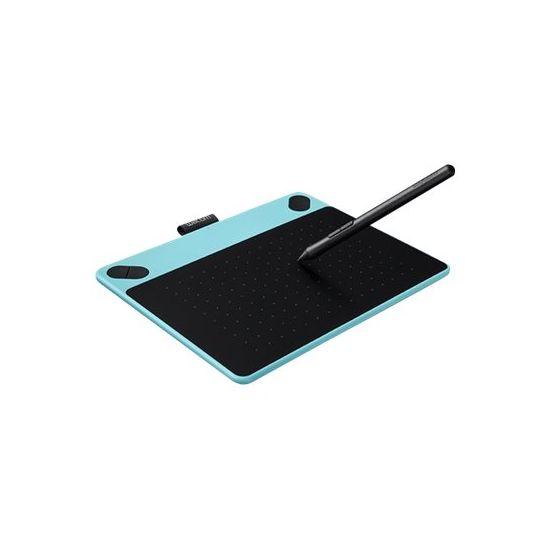Wacom Intuos Draw Small - digitizer - USB - blå