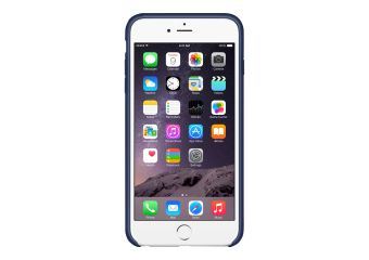 Apple bagomslag til mobiltelefon