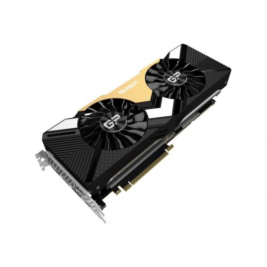 Palit GeForce RTX 2080 Ti GamingPro OC &#45 NVIDIA RTX2080Ti &#45 11GB GDDR6 - PCI Express 3.0 x16