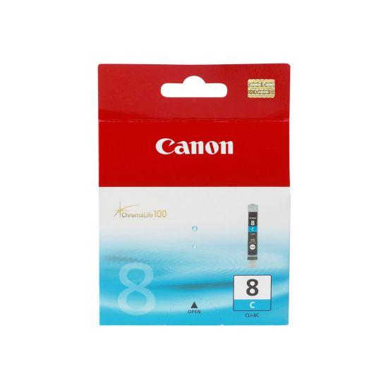 Canon CLI-8C - cyan - original - blækbeholder
