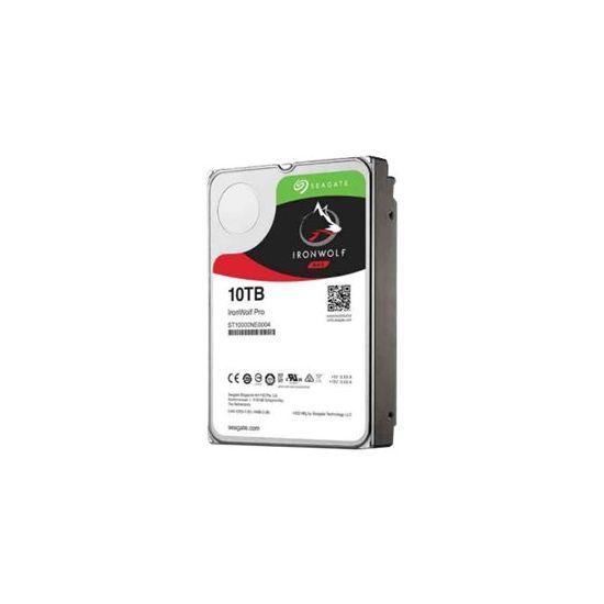 Seagate IronWolf Pro ST10000NE0004 &#45 10TB - SATA 6 Gb/s