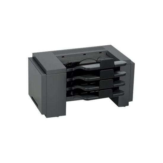 Lexmark 4-Bin Mailbox - printerpostkasse - 100 ark