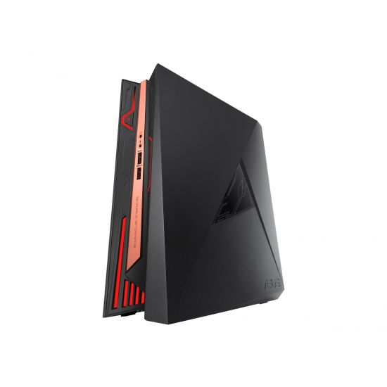 ASUS ROG GR8 II T005Z - 16GB Core i7 7700HQ GTX1060 3GB 256GB SSD Win 10 Home Mat sort Gamer PC