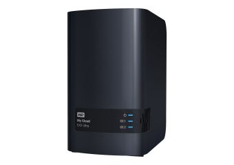 WD My Cloud EX2 Ultra WDBVBZ0080JCH