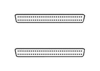HPE ekstern SCSI-kabel