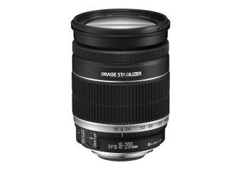 Canon EF-S zoomobjektiv