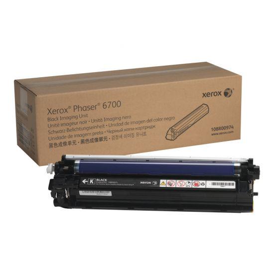 Xerox - sort - printer-billedenhed