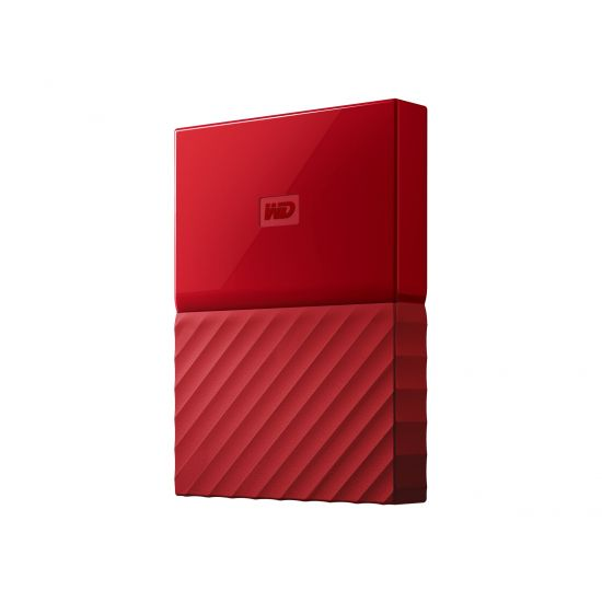 WD My Passport WDBYNN0010BRD &#45 1TB - USB 3.0