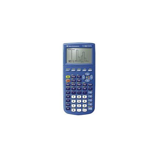 Texas Instruments TI-82 STATS - grafisk regnemaskine