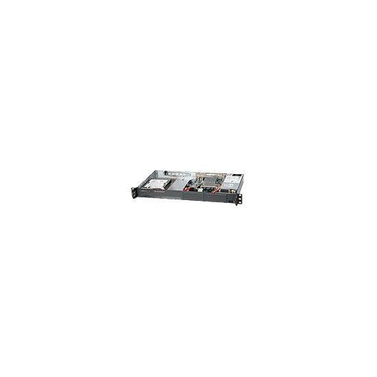 Supermicro SuperServer 5015A-PHF - rack-monterbar - Atom D510 1.66 GHz - 0 MB