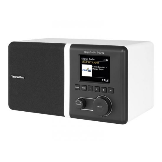 TechniSat DigitRadio 300 C - DAB-radio