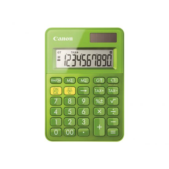 Canon LS-100K - skrivebords-regnemaskine