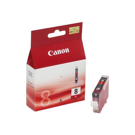 Canon CLI-8R - rød - original - blækbeholder