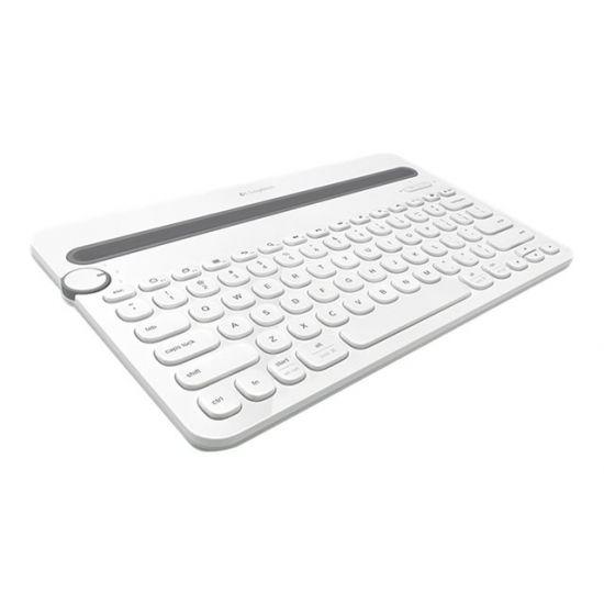 Logitech Multi-Device K480 - tastatur - Dansk/Finsk/Norsk/Svensk