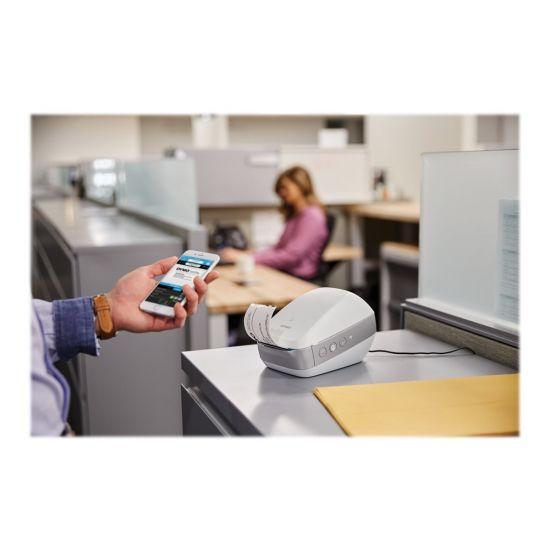 DYMO LabelWriter Wireless - etiketprinter - monokrom - direkt termisk