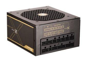 Sea Sonic X-650 &#45 strømforsyning &#45 650W