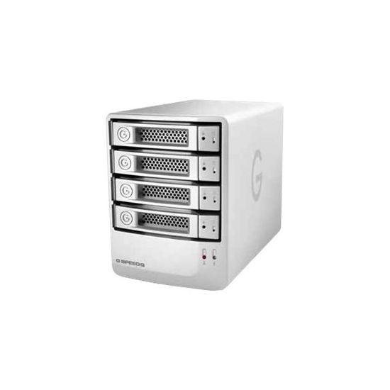 G-Technology G-SPEED Q GSPQU3EB320004BDB - harddisk-array