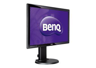 """BenQ GL2450HT &#45 LED-Skærm 24"""" TN 5ms;2ms"""