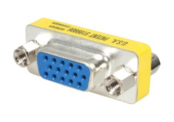 StarTech.com Slimline VGA HD15 Gender Changer