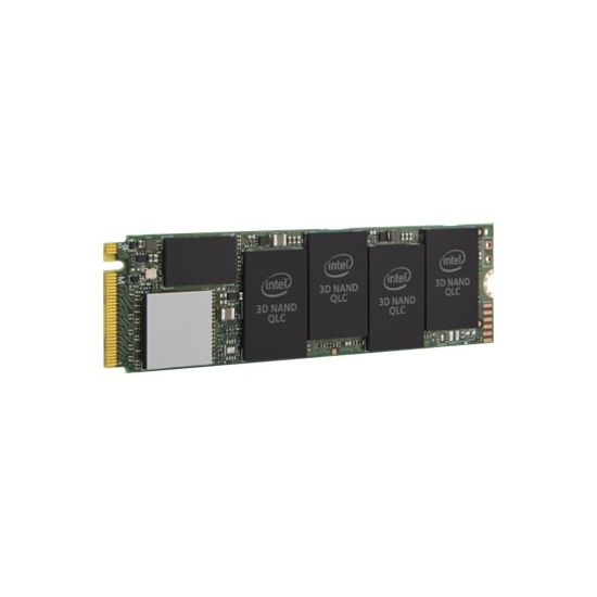 Intel Solid-State Drive 660p Series &#45 512GB - PCI Express 3.0 x4 (NVMe)