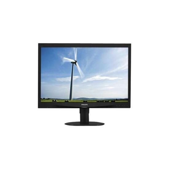 "Philips S-line 240S4QYMB &#45 WLED 24"" IPS 5ms - 1920x1200 ved 60Hz"