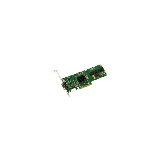 LSI SAS3442E-R - styreenhed til lagring (RAID) - SATA 3Gb/s / SAS - PCIe x8