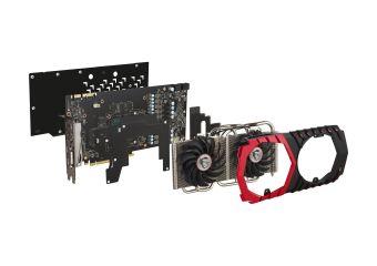 MSI GTX 1080 GAMING 8G grafikkort