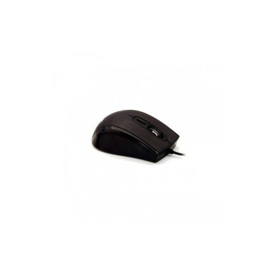 Havit Mouse Corded 2400DPI Black - Gaming mouse