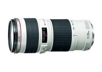 Canon EF telefoto zoom objektiv