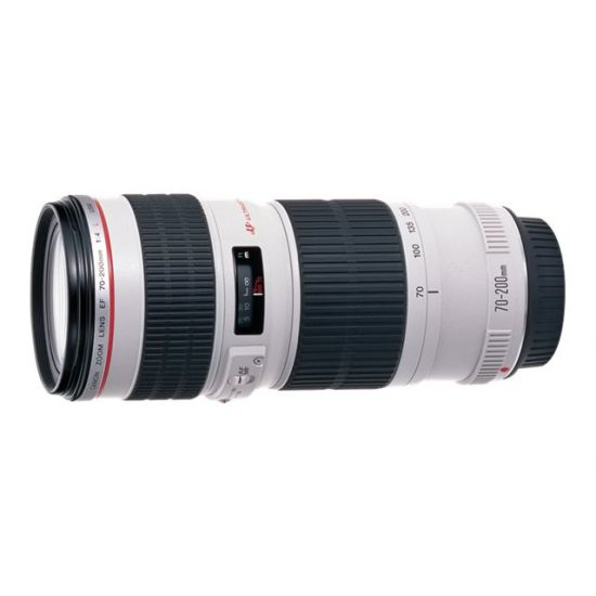 Canon EF telefoto zoom objektiv - 70 mm - 200 mm