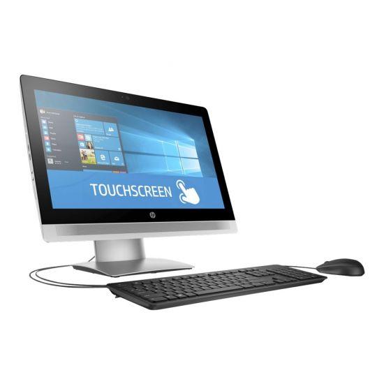 "HP ProOne 600 G2 - alt-i-én - Core i3 6100 3.7 GHz - 4 GB - 128 GB - LED 21.5"""