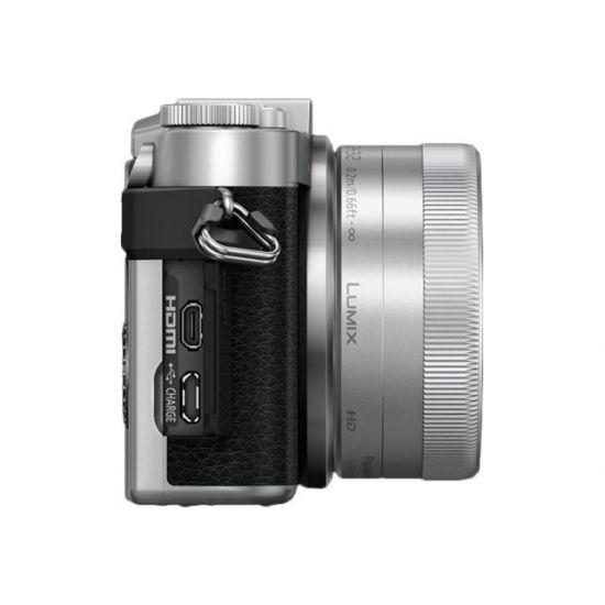 Panasonic Lumix G DC-GX800K - digitalkamera 12-32 mm objektiv