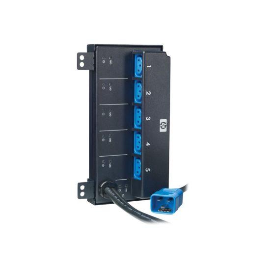 HPE Intelligent Extension Bar G2 - udvidelses modul til strøm distributions enhed