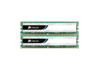 Corsair Value Select &#45 8GB: 2x4GB &#45 DDR3 &#45 1333MHz &#45 DIMM 240-pin