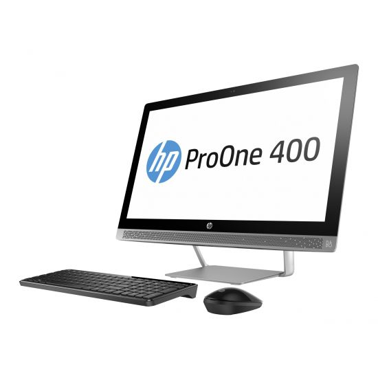 HP ProOne 440 G3 - alt-i-én - Core i5 7500T 2.7 GHz - 4 GB - 500 GB - LED 23.8""