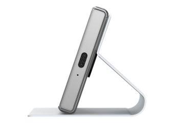 Sony Style Cover Stand SCSG60 flipomslag til mobiltelefon
