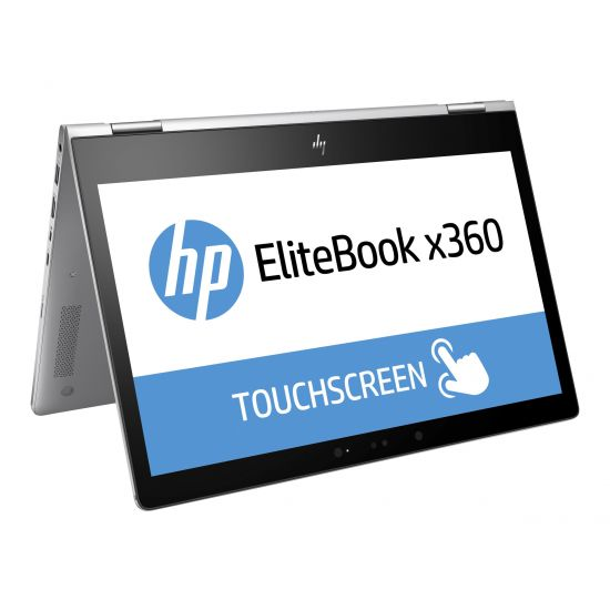 HP EliteBook x360 1030 G2 - Intel Core i7 (7. Gen) 7600U / 2.8 GHz - 16 GB DDR4 - 512 GB SSD PCIe - HP Z Turbo Drive - Intel HD Graphics 620 - 13.3""